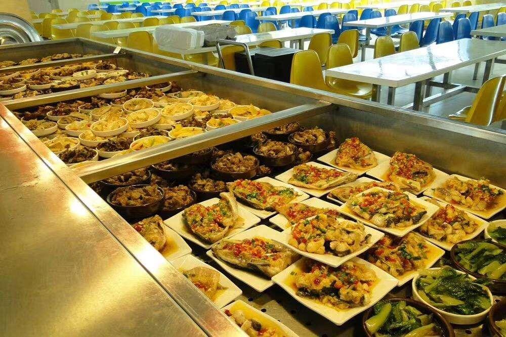 团餐市场的zheng体情况和经ying模式